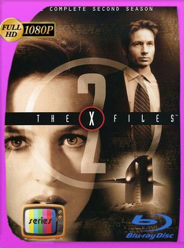The X-Files 1994-1995 [2°Temporada] [1080p WEB-DL] [Latino-Inglés]