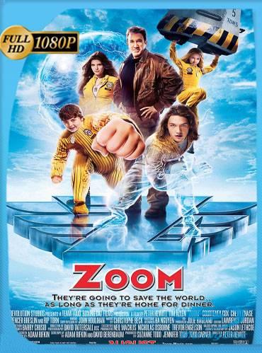 Zoom 2006 [m1080p WEB-DL] [Latino-Inglés]