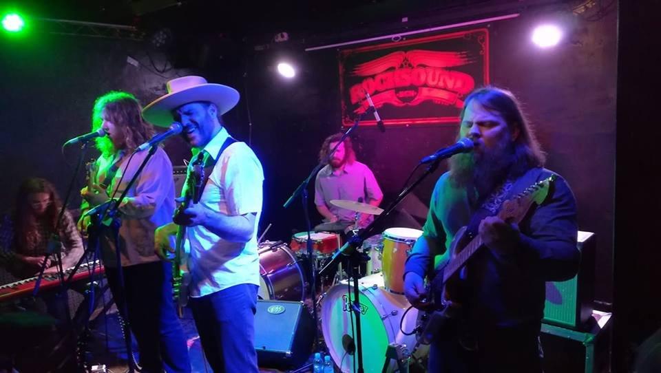 CORDOVAS (USA) Gira abril 2019 (Grateful Dead/Byrds/Little Feat/The Band) YlJV57C