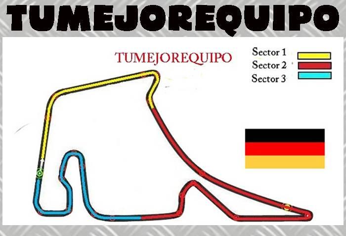 Gran Premio de Alemania AquoSU1