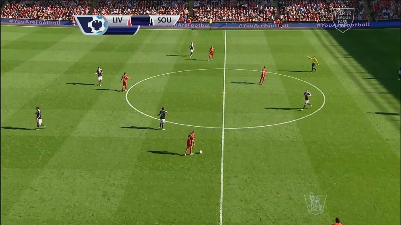 Premier League 2013/2014 - J5 - Liverpool Vs. Southampton (720p) (Inglés) AtCUpFH