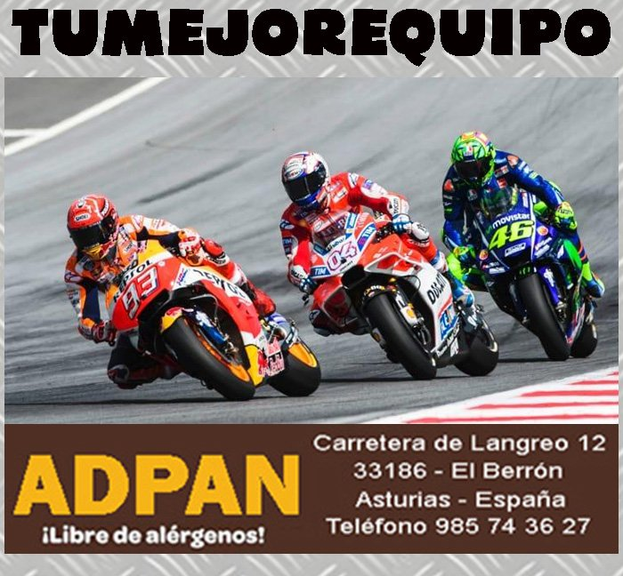 Moto GP - Gran Premio de Argentina CMZ6dKT