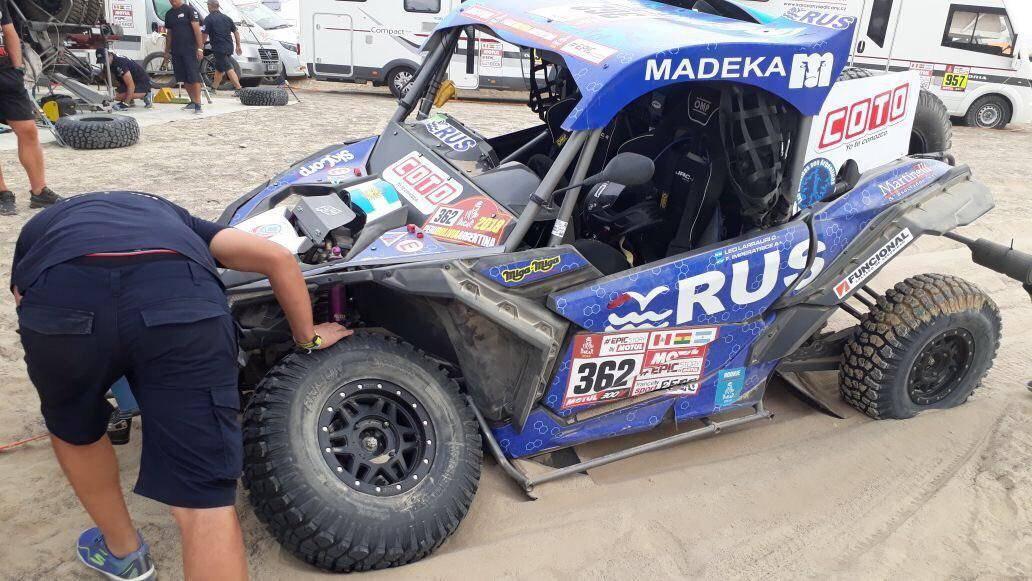 2018 40º Rallye Raid Dakar Perú - Bolivia - Argentina [6-20 Enero] - Página 5 CWJBwOk