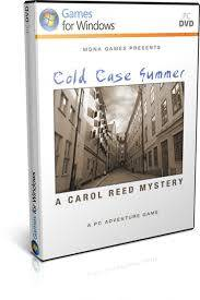 Cold Case Summer (A Carol Reed Mystery 9) D0bxqkg