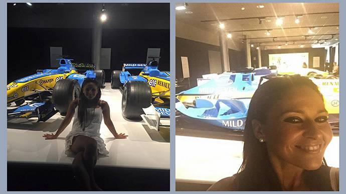 Un día en el Museo y Circuito Fernando Alonso ECW72py