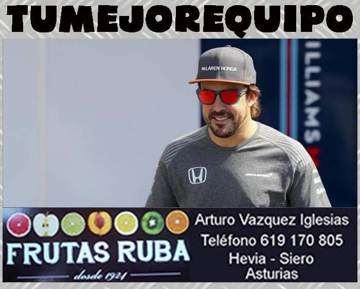 "Fernando Alonso: ""Tenemos potencial para puntuar en Austin"" EFNhUMc"