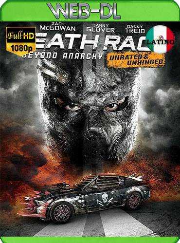 Death race 4. Beyond anarchy 2018 [1080p WEBrip] [Latino-Inglés]
