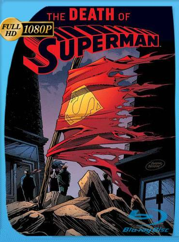 The death of superman 2018 [1080p WEB-DL] [Latino-Inglés]