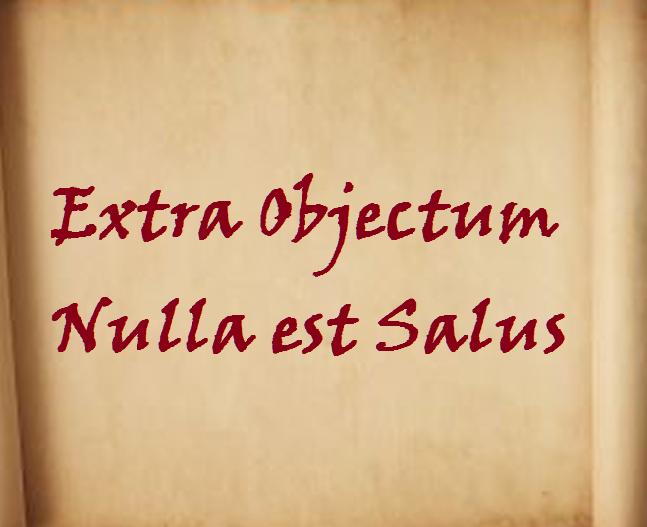Extra Objectum