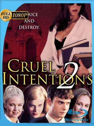 Cruel intentions 2 2000 [1080p WEB-DL] [Latino-Inglés]
