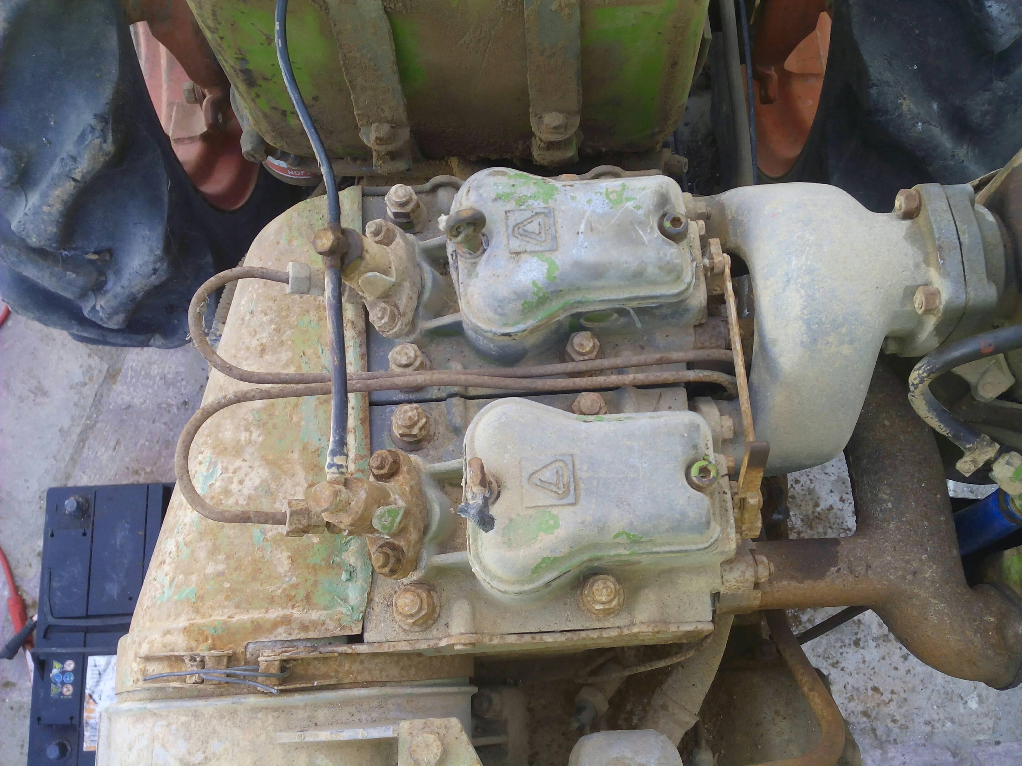 [Agria 9900] Restauración tractor Agria 9900 FnNDOQe