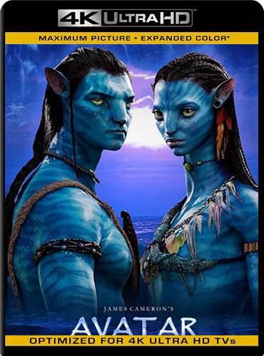 Avatar 2009 v.EXT [4K UHD] [Latino-Inglés]