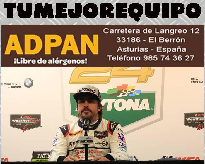 "Fernando Alonso:""Intentaré correr Le Mans este año"" GUHQqGc"
