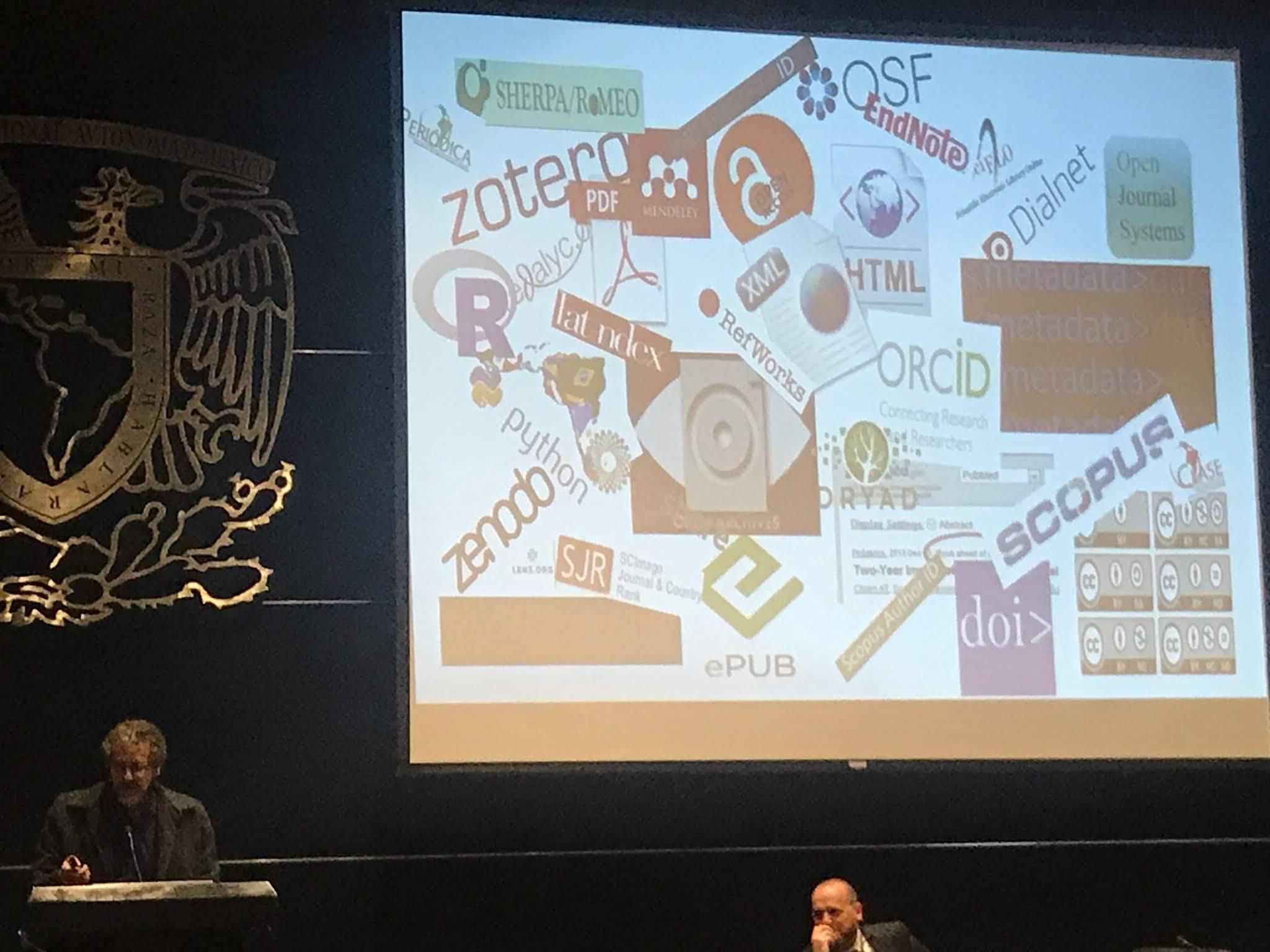 COMENTARIOS sobre la XVI Conferencia Internacional sobre Bibliotecas Universitarias GjuqYoD