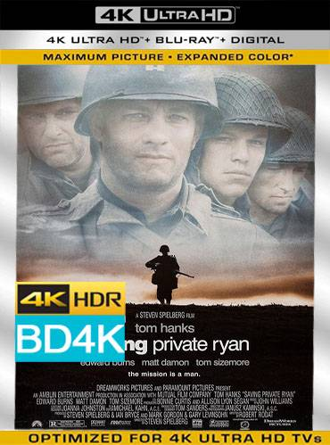 Saving private Ryan 1998 [BD4K] [Latino]