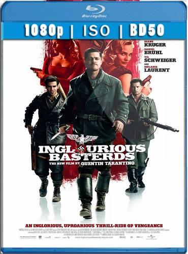 Inglourious basterds 2009 [BD50] [Latino]