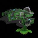 (3) Plantas vs. Zombies -modelos base. IVdmO2j