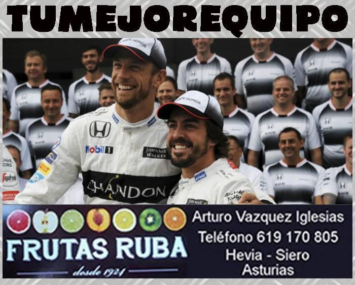 """Jenson Button: """"Fernando Alonso es el piloto más completo"""" Ite3LDR"""