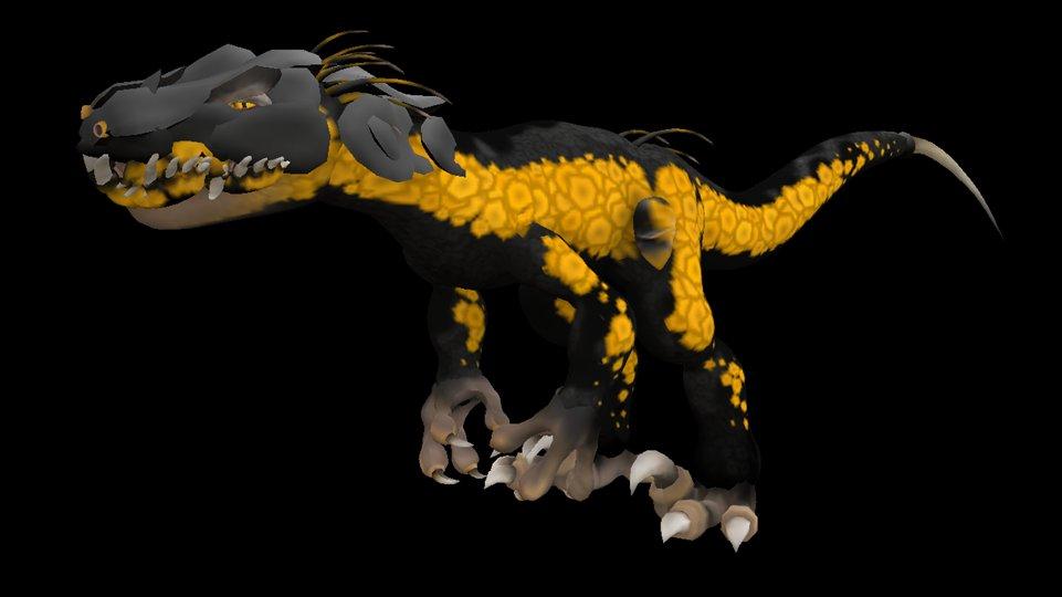(20) Indoraptor [♫] J9r6tys