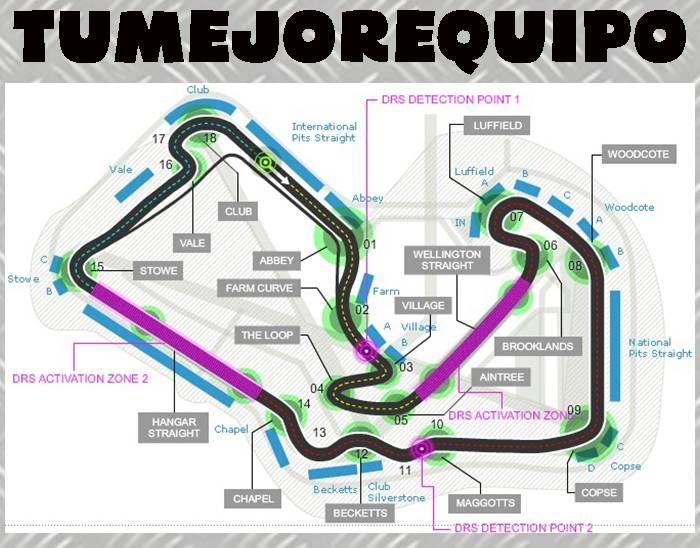 Gran Premio de Gran Bretaña JsXW3LT