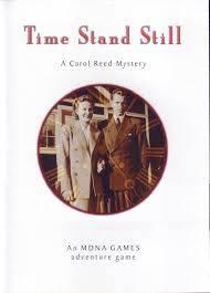 Time Stand Still (A Carol Reed Mystery 3) KZNBSPv