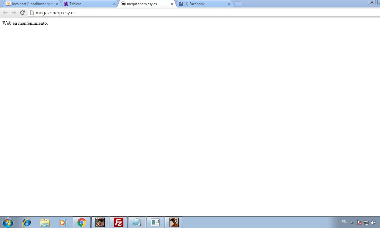 foro programacion web: