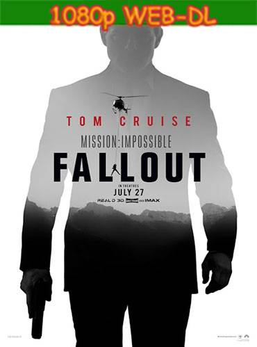 Mission Impossible – Fallout 2018 [1080p HC HDrip v2] [Latino-Inglés]