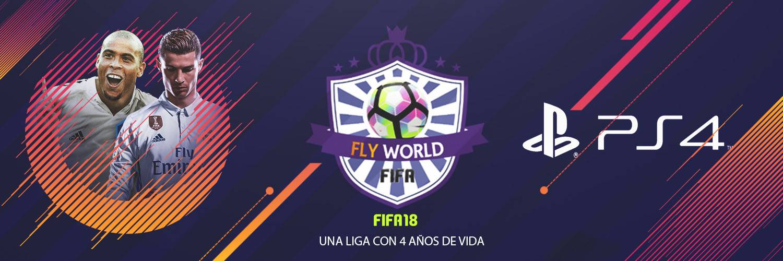 Liga fifa 18 para Ps4 | Flyworldfifa