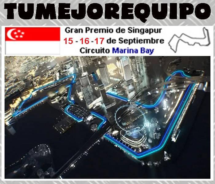 Gran Premio de Singapur LQRfdDJ