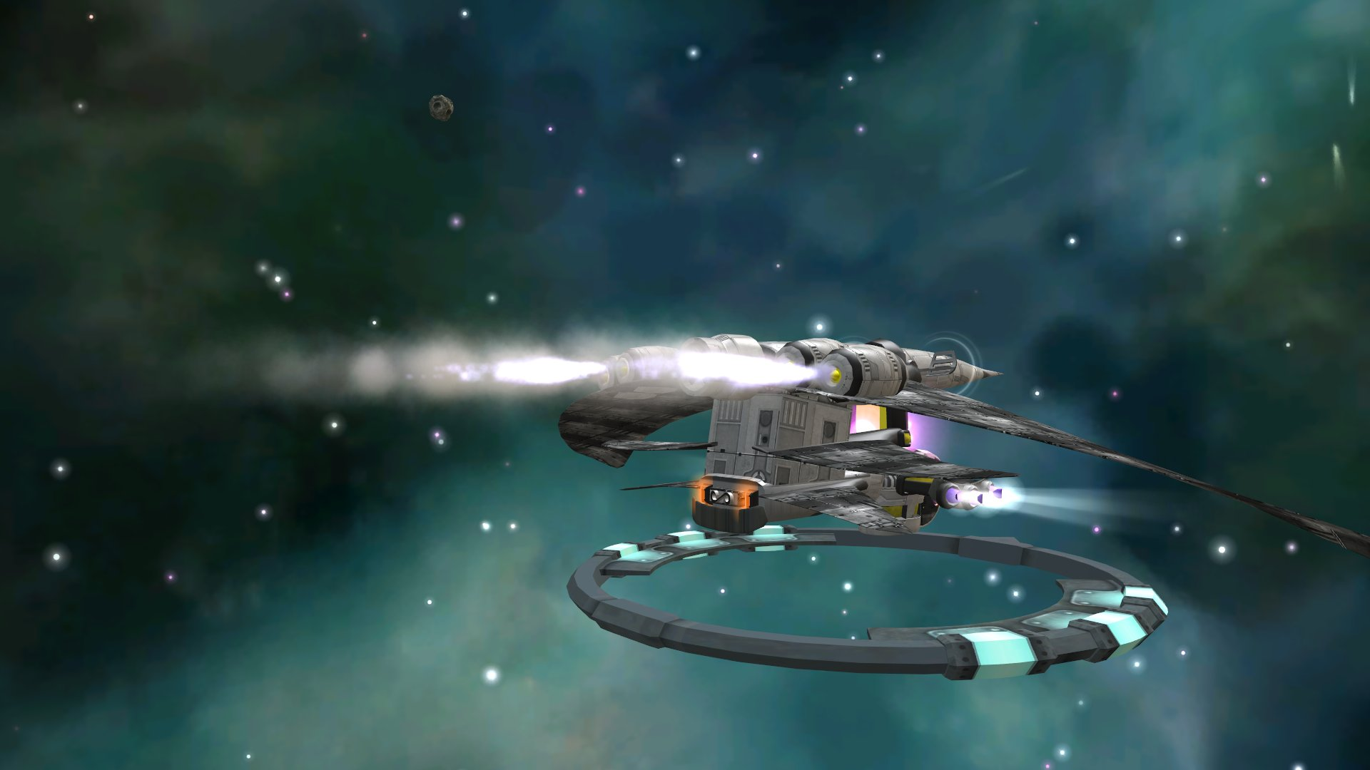(21) Naves del imperio Neimerer LbD12WF