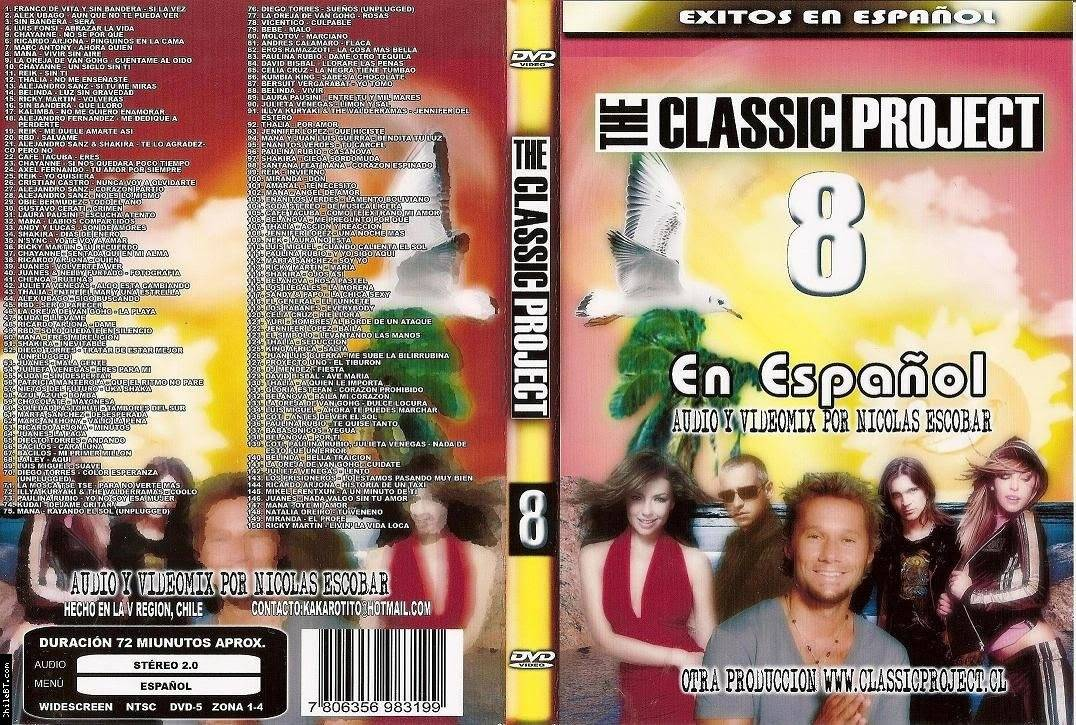Classic Project 8 Videomix