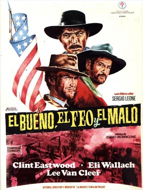 Il buono, il brutto, il cattivo [Latino][DVD 9]