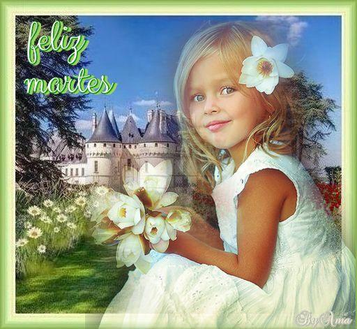 Recogiendo Flores Blancas  LtEDY1M