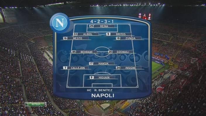 Serie A 2013/2014 - J4 - AC Milán Vs. Nápoles (396p) (Ruso) MAQZhdv