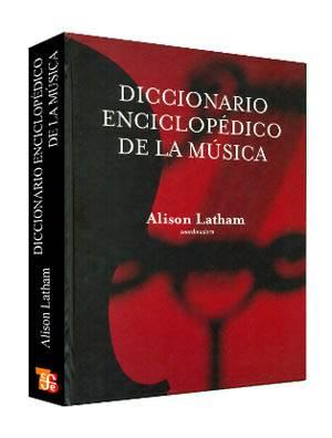 Diccionario Enciclopédico Oxford de La Música [pdf]