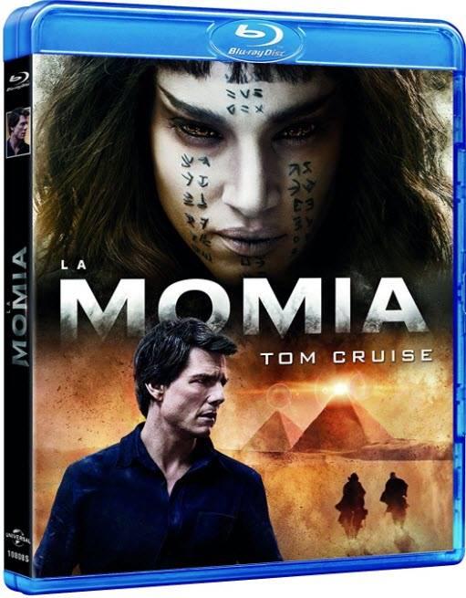 La momia (2017) [DVDRip XviD][Castellano AC3 5.1 + Forzados][Acción. Aventuras]