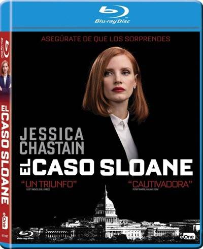 El caso Sloane (2016) [HDRip XviD][Castellano AC3 5.1 + Forzados][Drama. Thriller]