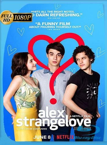 Alex Strangelove 2018 [1080p WEBrip] [Latino-Inglés]