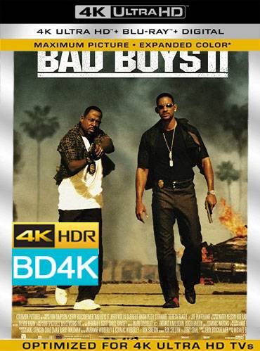 Bad boys II 2003 [BD4K] [Latino]