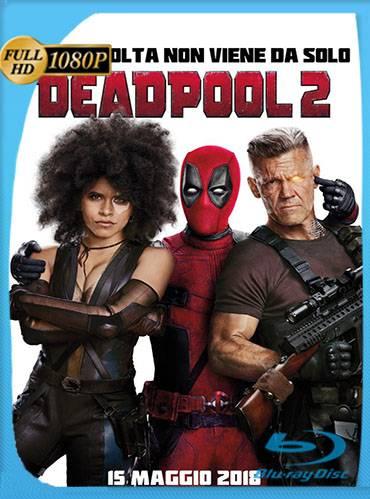 Deadpool 2 2018 [m1080p WEB-DL] [Latino-Inglés]