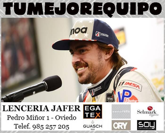 """Fernando Alonso:""""Las expectativas para esta temporada son muy altas"""" O37ubQR"""