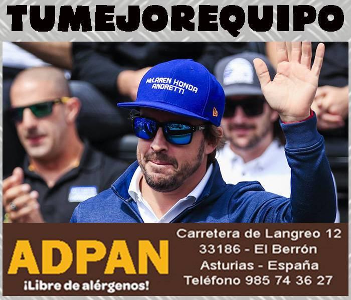 Fernando Alonso a por la victoria en Indianápolis !!! OLwZJdv