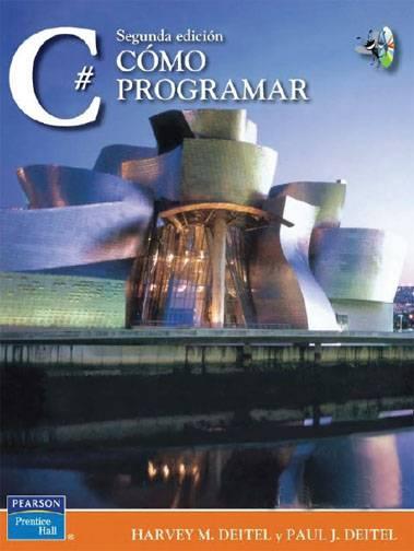 Como Programar en C# - Harvey Deitel [pdf]