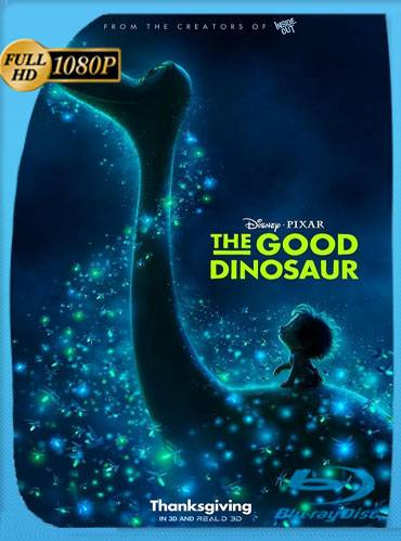The good dinosaur 2015 [1080p BRrip] [Latino-Inglés]