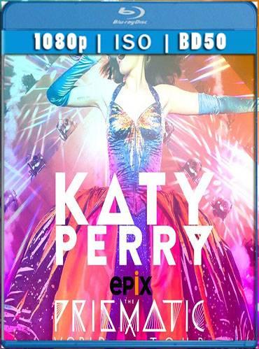 Katy Perry. The prismatic world tour live 2015 [BD50] [Concierto]