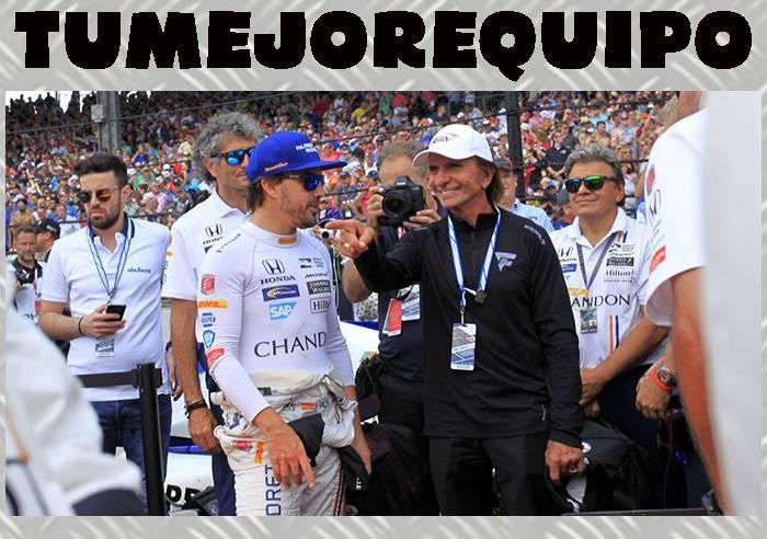 """Emerson Fittipaldi: """"Fernando Alonso es el mejor piloto del mundo"""" Pz9Artx"""