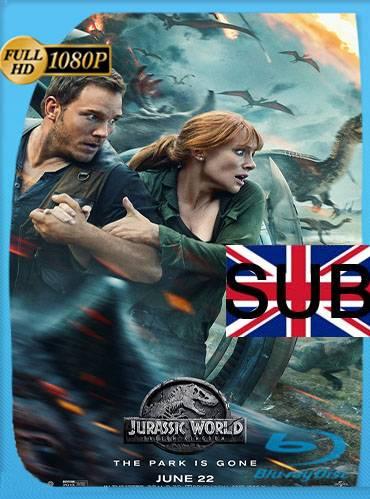 Jurassic world. Fallen kingdom 2018 [1080p HC HDrip] [Subtitulado]