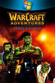 Warcraft Adventures: Lord of the Clans QWD5OKR