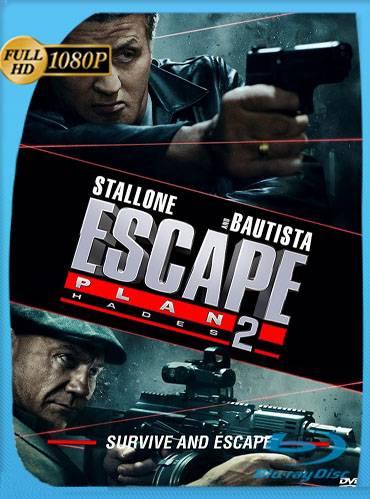 Escape plan 2. Hades 2018 [1080p BRrip] [Subtitulado]