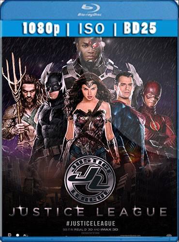 Justice league 2017 [BD25] [Latino]